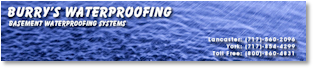 Basement Waterproofing Lancaster PA